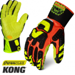 IRONCLAD Rigger Cut-5 Impact Protection Glove IRON-VIB-RIG